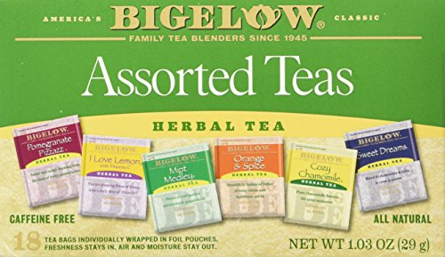 Bigelow Assorted Herb Tea Varieties product image