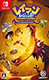 Ubisoft Rayman Legends for NINTENDO SWITCH JAPANESE IMPORT REGION FREE