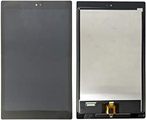 JayTong LCD Display & Replacement Touch Screen Digitizer Assembly with Free Tools for Amazon Kindle Fire HD 10 7th Gen SL056ZE 2017 Black