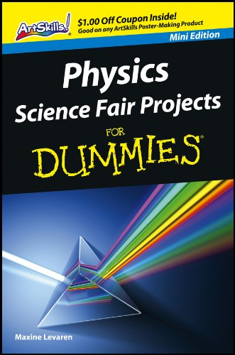 science fair projects for dummies The teacher resource center collection is available for use onsite science fair projects for dummies new york, ny: john wiley & sons, 2003 isbn: -7645-5460-3 nsta science & math events: connecting & competing.