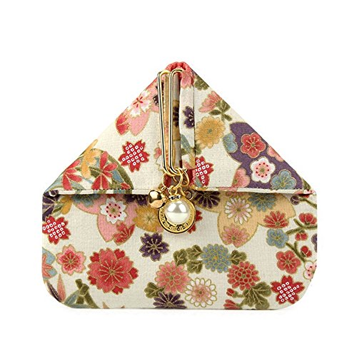 Coin Pouches Old-fashioned Coin Purse Japanese Style