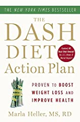 """The New York Times Bestseller--Based on the Diet Ranked """"#1Best Diet Overall"""" by US NEWS & WORLD REPORT--for 8 Years in a Row! Finally, the #1 ranked DASH diet is popularized and user-friendly. Unlike any diet before it, DASH, which stand..."""