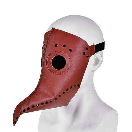 Mascara de medico