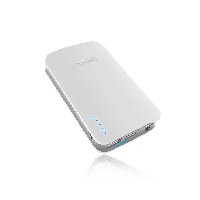 TeckNet - Cargador portátil para dispositivos móviles (Dual ...