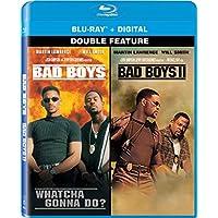 Bad Boys and Bad Boys II on Blu-ray