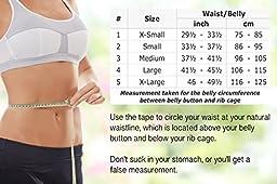 TOROS-GROUP Premium Lumbar Lower Back Brace and Support Belt - Small, Waist/Belly 34\