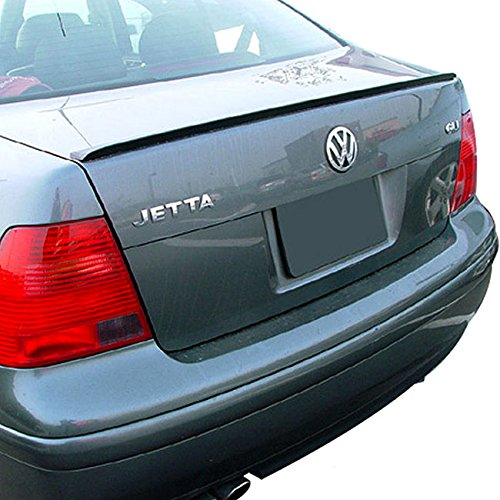 Vw Jetta Trunk Wing - OriginalEuro Rear Trunk Lid Wing Sport Spoiler Lip for VW Passat B5.5 / B5 + Jetta MK4 / Bora + Phaeton - R Line