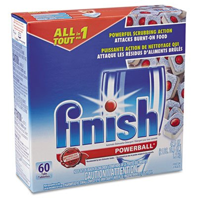 REC81158 - Powerball Dishwasher Tabs, Fresh Scent