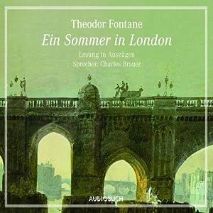 Ein Sommer in London Hörbuch