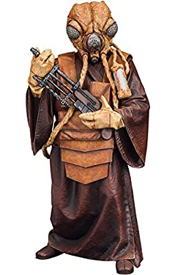 ARTFX+ Star Wars/The Empire Strikes Back Bounty Hunter Zuckuss 1/10 Easy Assembly Kit