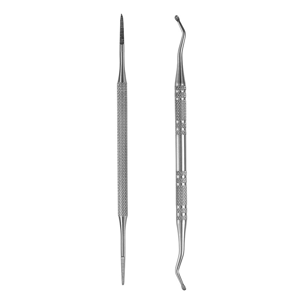 BIGWINNER Nail Clippers, EZ Comfort Grip Nail Clipper, Sharp Stainless Steel Blade Toenail Clippers Set of 2 (Small and Large)