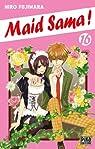 Maid Sama !, tome 16 par Fujiwara