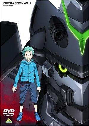 エウレカセブンAO DVD