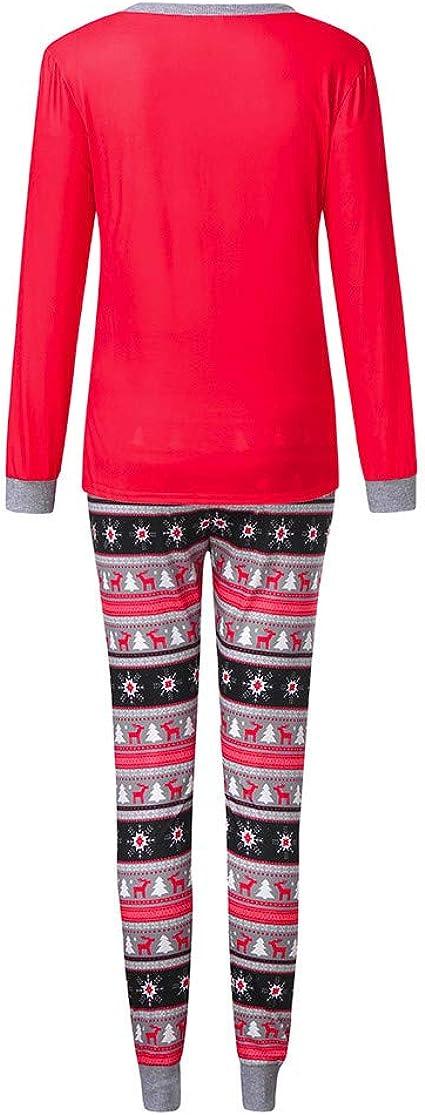 cinnamou Pijama De Navidad Conjunto De Pijama Familiar Pajamas ...