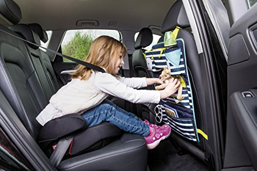 Lassig Kids Car Organizer  Wrap-to-Go Little Monsters Bouncing Bob by Lassig (Image #10)