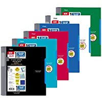 Five Star Advance Spiral Notebook (6 Assorted Colors)