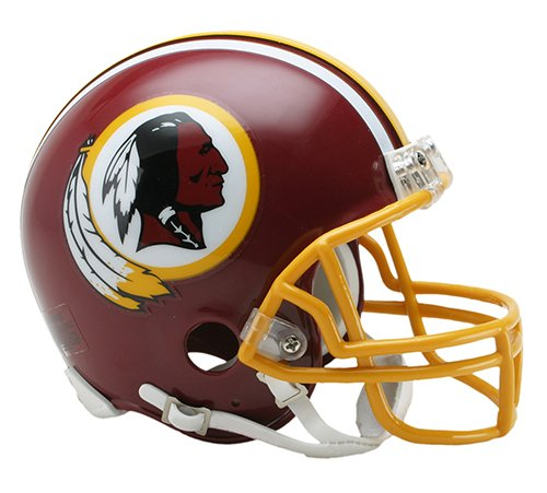 Washington Redskins 1982 Throwback Riddell Mini Football Helmet (Mini Throwback Football Helmet)