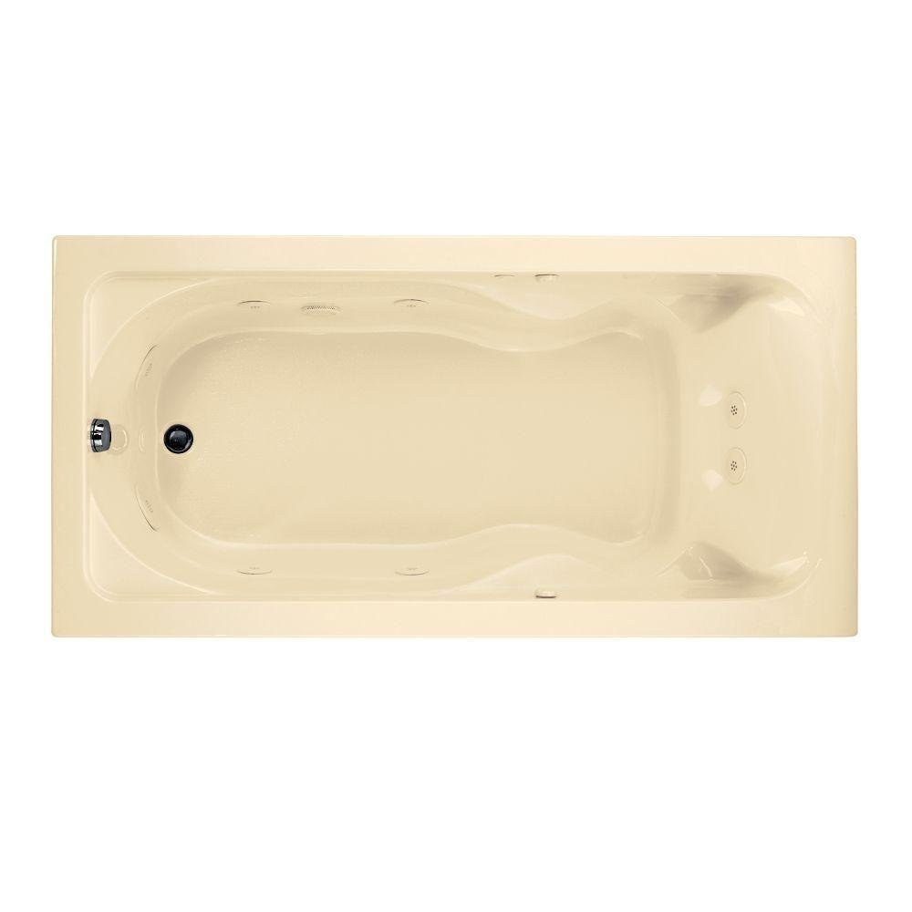 American Standard 2773018WC.020 Cadet 6-Feet by 36-Inch Whirlpool ...