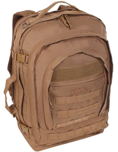 Sandpiper of California Bugout Backpack (Brown, 22×15.5×8-Inch), Outdoor Stuffs