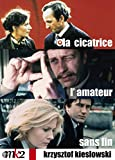 La Cicatrice - L'amateur - Sans fin - Krzysztof Kieslowski (coffret 3 DVDs) VO avec sous-titres français