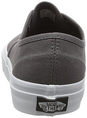 Perf Vans Gray Eyelets Adulte Baskets Mixte Basses Authentic Multi Gris 6Cx61r8qw