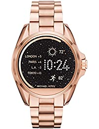 Access, Womens Smartwatch, Bradshaw Rose Gold-Tone Stainless Steel, MKT5004