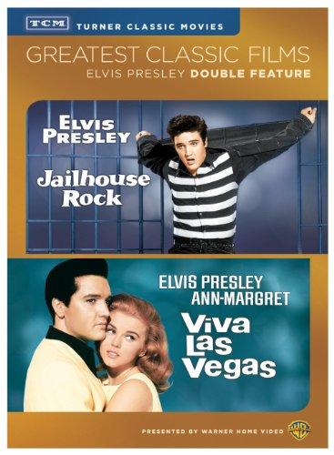 TCM Jailhouse Rock/Viva Las Vegas: Deluxe Edition (DVD)(DBFE)
