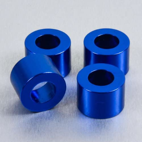 Aluminium Cup Washer M10 Blue