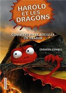 """Afficher """"Harold et les dragons n° 5 Comment faire bouillir un dragon"""""""
