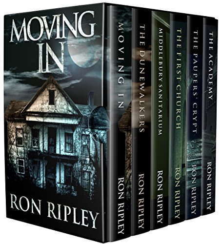 Set Books 1 - 6: Supernatural Horror with Scary Ghosts & Haunted Houses ()