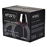 Krosno Red Wine Glasses