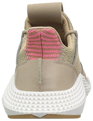 6605ffdcebc adidas Originals Boys' Prophere, Trace Khaki/Trace Khaki/White, 4 M US Big  Kid