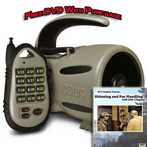 ICOtec GC350 Electronic Game Caller With Free Fur Handling DVD