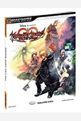 Kingdom Hearts 358/2 Days Signature Series Strategy Guide Paperback