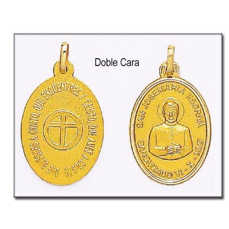Medalla San Josemaria Escriva D'or