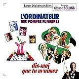 Des Ordinateurs Best Deals - L'Ordinateur des Pompes Funebres (OST) by Claude Bolling