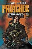 capa de Preacher - Rumo ao Sul - Volume 5