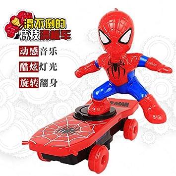 Amazon.com: Super Tech Vibrato - Patinete de juguete para ...