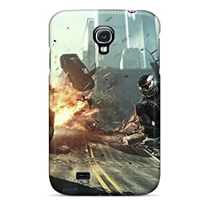 For JTytg5857EwAZu Crysis 2 (2011) Protective Case Cover Skin/Galaxy S4 Case Cover