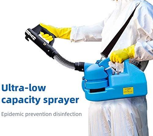 Surfilter Pulverizador eléctrico ULV Máquina portátil de nebulización Máquina de desinfección para hospitales Pulverizador de Gran Capacidad para el hogar Máquina pulverizadora, 5L: Amazon.es: Jardín