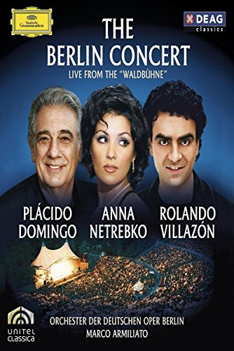 "Plácido Domingo - The Berlin Concert: Live From the ""Waldbühne\"" (Blu-ray)"
