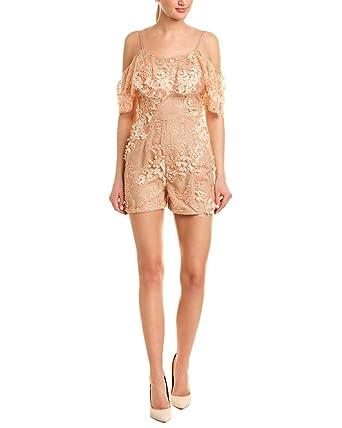 74494c5d01f Dress the Population Womens Francesca Romper
