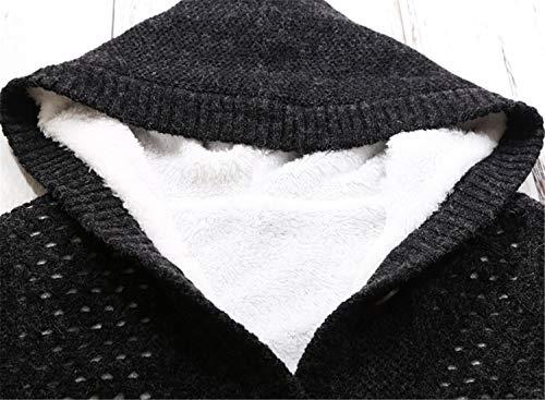 Z Abrigo Mujer Fiyote black Para q7TRt