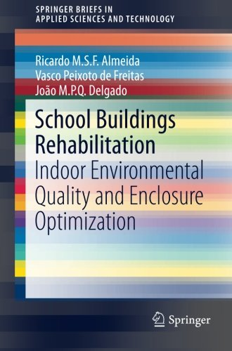 Environmental Enclosure - School Buildings Rehabilitation: Indoor Environmental Quality and Enclosure Optimization (SpringerBriefs in Applied Sciences and Technology)