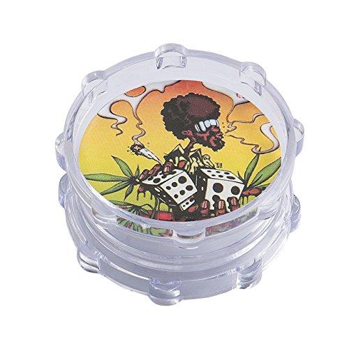 1-x-Tobacco-Grinder-Plastic-Tobacco-Smoke-Smoking-Crusher-Herbal-Herb-Spice-Grinder-Hand-Muller-Random-Sent