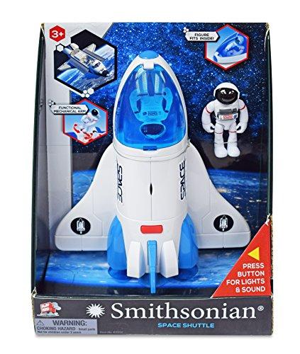 Smithsonian Space Shuttle (Shuttle Space Rocket)