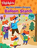 #4: Balloon Search (Highlights My First Hidden Pictures)