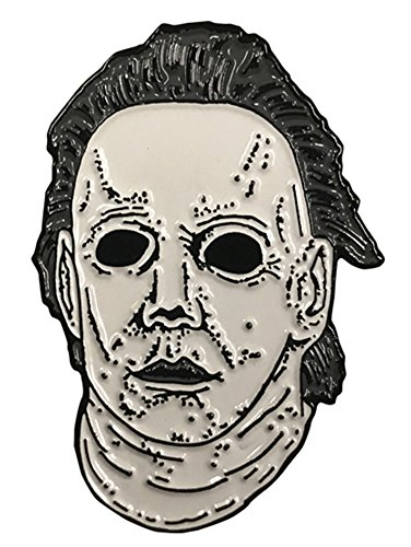 Halloween 6 The Curse of Michael Myers Mask Enamel -