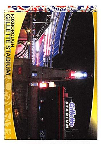 2016 Panini Copa America Centenario Stickers #8 Gillette Stadium