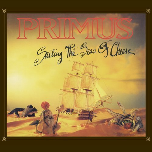 Sailing The Seas Of Cheese [CD/DVD Combo][Deluxe Edition] by Primus (2013-05-21) (Primus Sailing The Seas Of Cheese Deluxe)